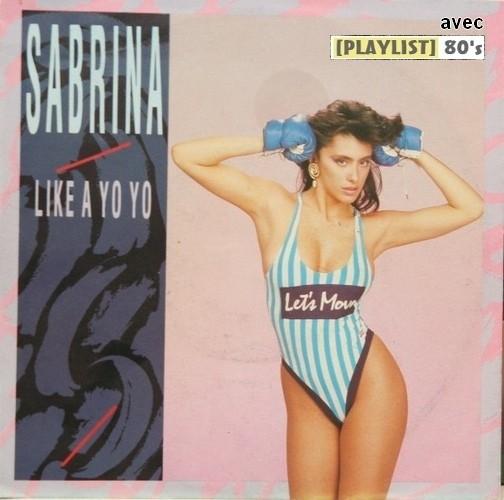 Sabrina - Boys - My Chico