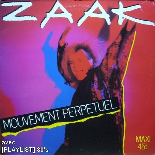 Zaak - Mouvement Perpétuel